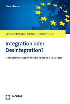 Integration oder Desintegration  PDF
