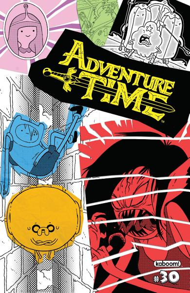 Download Adventure Time  30 Book