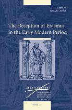The Reception of Erasmus in the Early Modern Period