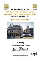 ECIE2015 10th European Conference on Innovation and Entrepreneurship PDF