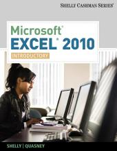 Microsoft Excel 2010: Introductory