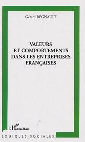 Valeurs et comportements dans les entreprises françaises