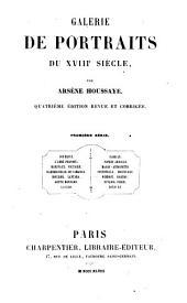 Galerie de portraits du XVIIIe siècle: Volumes1à2