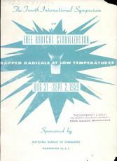 Trapped Radicals at Low Temperatures PDF