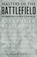 Masters of the Battlefield PDF