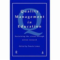 Quality Management in Education PDF