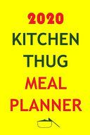 2020 Kitchen Thug Meal Planner PDF