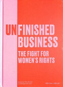 Unfinished Business Fight for Womens Rights Pub Oct 2020