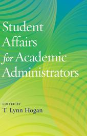 Student Affairs for Academic Administrators