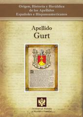 Apellido Gurt: Origen, Historia y heráldica de los Apellidos Españoles e Hispanoamericanos