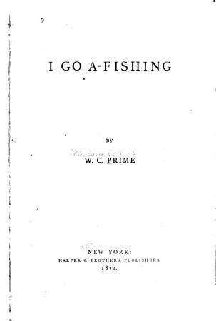 I Go A fishing PDF