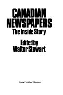 Download Canadian Newspapers Book
