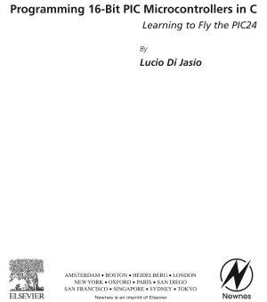 Programming 16 Bit PIC Microcontrollers in C PDF