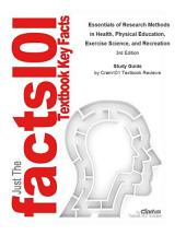 Essentials of Research Methods in Health, Physical Education, Exercise Science, and Recreation: Edition 3