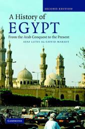 A History of Egypt: From the Arab Conquest to the Present, Edition 2