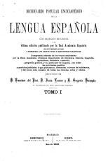 Diccionario popular enciclop  dico de la lengua espa  ola  A B PDF