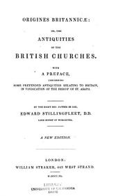 Antiquities of the British churches