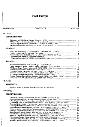 JPRS Report PDF