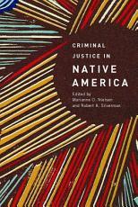 Criminal Justice in Native America PDF