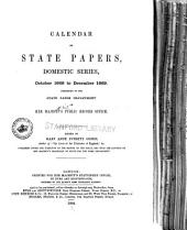 Calendar of State Papers, Domestic Series, of the Reign of Charles II: 1660-[1685], Volume 9