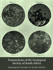 Transactions of the Geological Society of South Africa: Volume 10