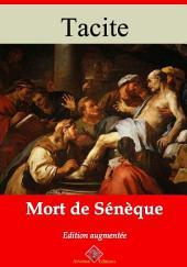 Mort de Sénèque: Nouvelle édition augmentée