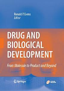 Drug and Biological Development PDF