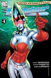 Seven Soldiers: Bulleteer (2005-) #4