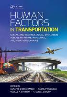 Human Factors in Transportation PDF