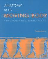 Anatomy of the Moving Body PDF