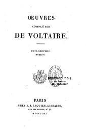 Oeuvres complètes de Voltaire: Volume6