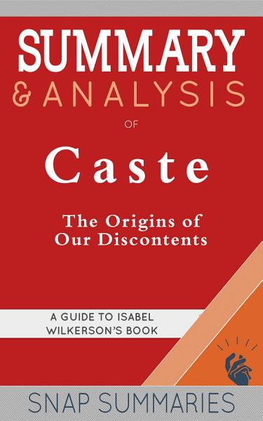 Download Summary   Analysis of Caste Book