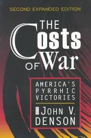 The Costs of War PDF