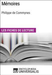 Mémoires de Philippe de Commynes: Les Fiches de lecture d'Universalis
