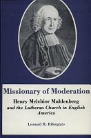 Missionary of Moderation PDF