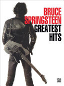 Bruce Springsteen Greatest Hits PDF