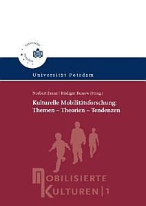 Kulturelle Mobilit  tsforschung PDF