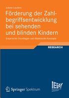 F  rderung der Zahlbegriffsentwicklung bei sehenden und blinden Kindern PDF