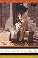 Nation s Bounty PDF