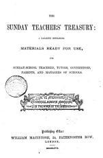 The Sunday teachers  treasury  ed  by W M  Whittemore PDF
