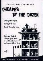 Cheaper by the Dozen - Musical