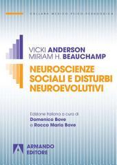 Neuroscienze sociali e disturbi neuroevolutivi