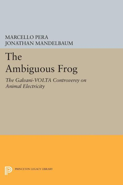 Download The Ambiguous Frog Book