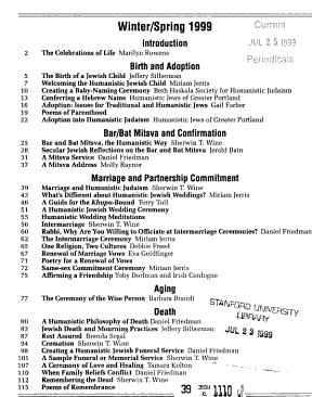 Humanistic Judaism PDF