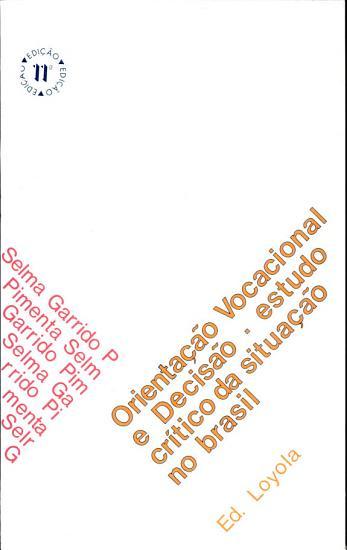 Orienta    o vocacional e decis  o PDF