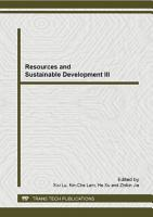 Resources and Sustainable Development III PDF