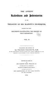 Memoranda of the Treasury, 1 Ric. II-38 Hen. VI. Miscellanies