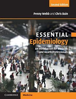 Essential Epidemiology Book