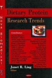 Dietary Protein Research Trends