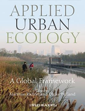 Applied Urban Ecology PDF